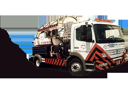 Camion Cisterna SERLIAL