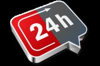 Servicio Urgente 24 horas