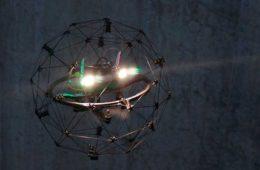 La tecnología dron para la inspección de redes