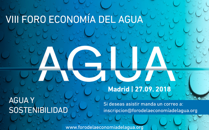 VIII Foro de la Economía del agua
