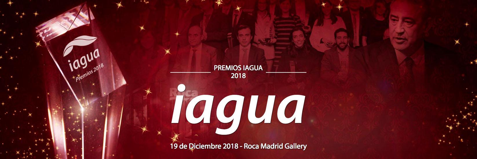 PREMIOS IAGUA 2018