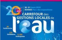 """Molecor presente una vez más en la """"20e Carrefour des Gestions Locales de l'Eau"""""""