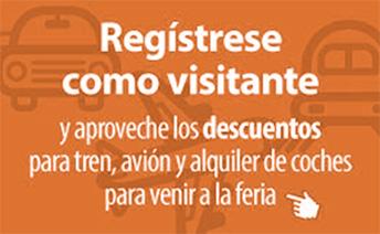 Registrese como visitante
