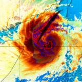El satélite español PAZ capta las primeras señales sobre precipitaciones intensas