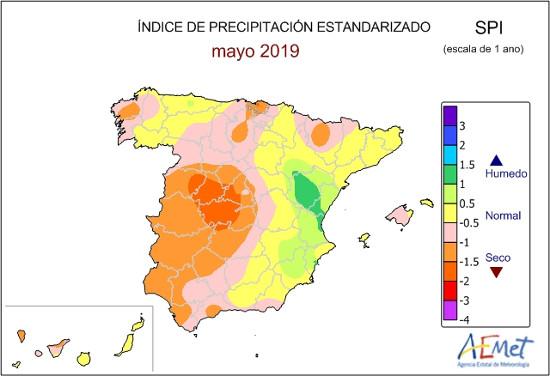 precicpitacion estandarizado
