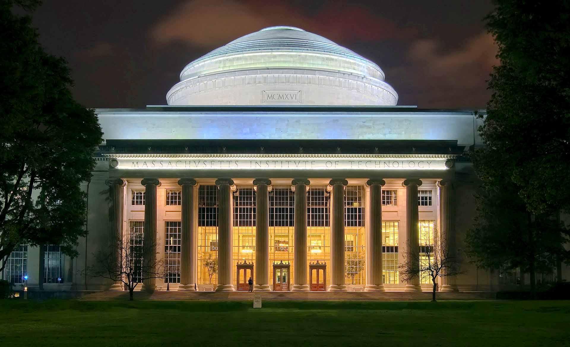 El MIT (Instituto de Tecnología de Massachusetts)